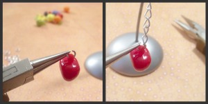 How to Make Fruit Salad Earrings   An Earring Tutorial