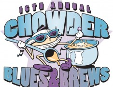 Chowder, Blues, and Brews   Florence, OR
