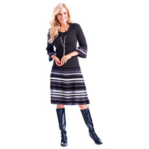 Fashion Friday: Sweater Dresses