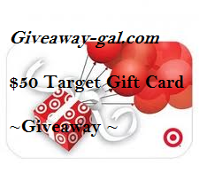 Target $50 Gift Card Give It Away